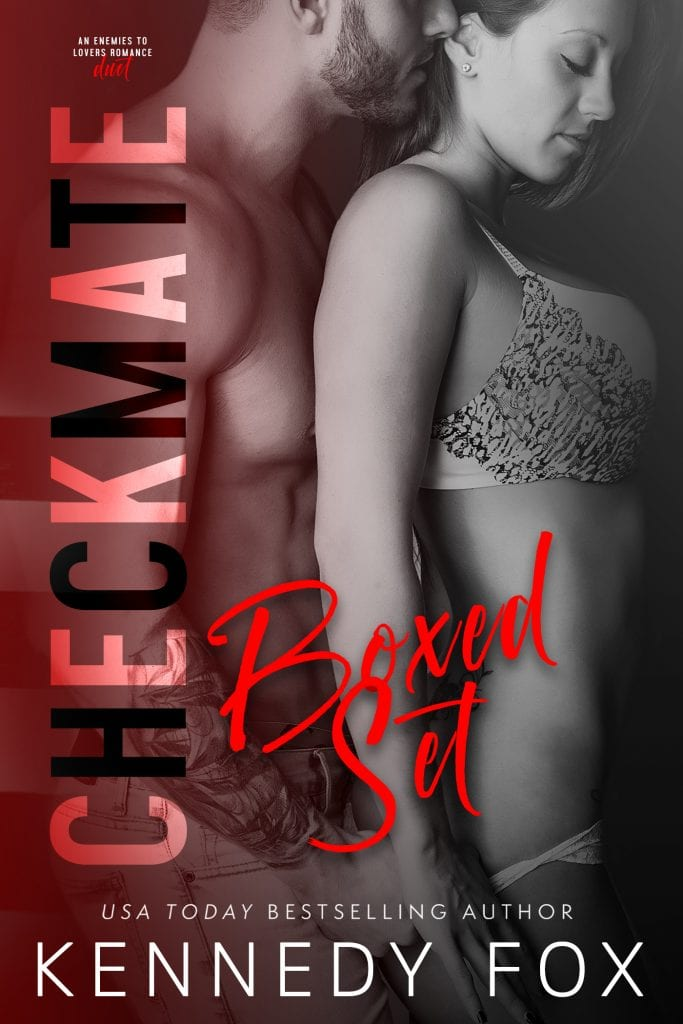 A BOX SET IS COMING A BOX SET IS COMING | Checkmate by Kennedy Fox