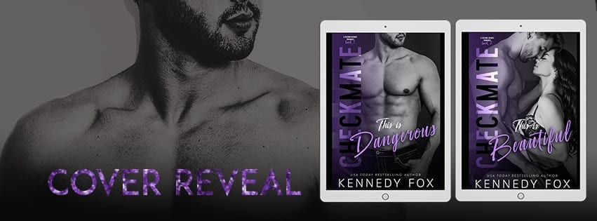 Double Cover Reveal: Checkmate Duet Series by Kennedy Fox