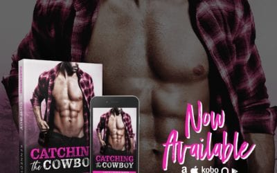 Catching the Cowboy is Now Available!