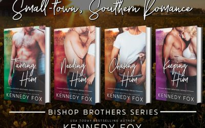 Bishop Brothers Cover Re-Reveal! YEEHAW!